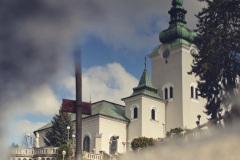 Víťaz druhého kola: Kostol sv. Ondreja v odraze, autor: Martin Zelinka